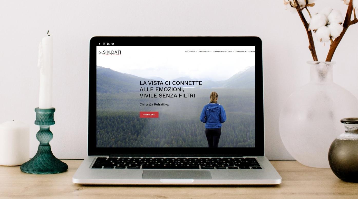 sito web sandro soldati